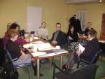 Zdjęcia ze szkolenia - pozyskiwanie środków finansowych na funkcjonowanie organizacji